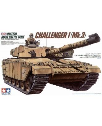British MBT Challenger 1 Mk3