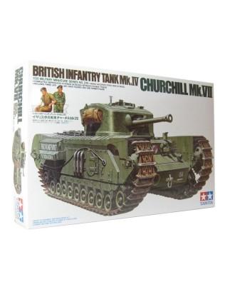 British Churchill Mk.VII Infantry