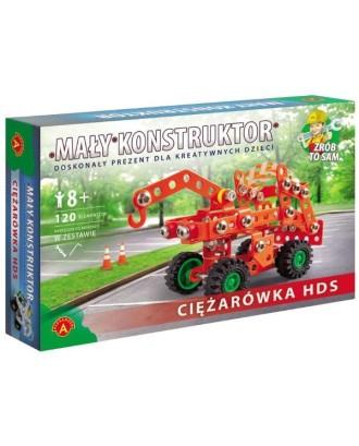 Mały konstruktor Ciężarówka HDS
