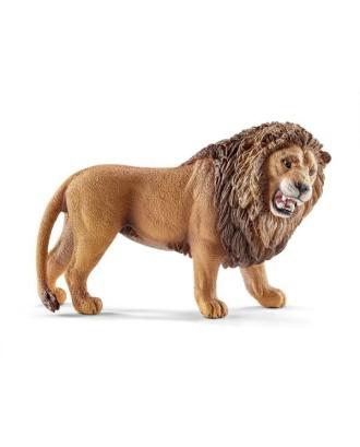 Riaumojantis liūtas