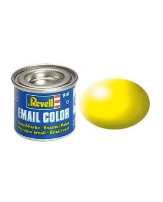 312 pašto dėžutės dažai- Šviesiai geltona