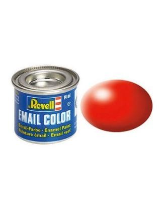 332 pašto dėžutės dažai Šviesiai raudonas šilkas