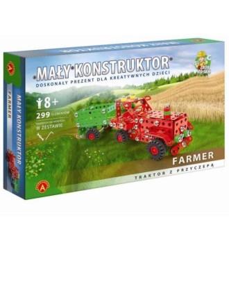 Konstruktorius, traktorius
