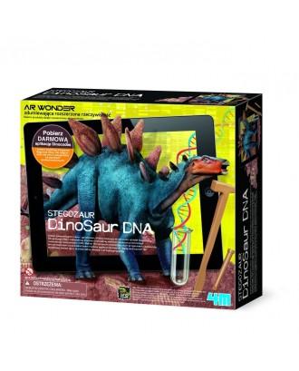DNA Dinozaurow Stegozaur
