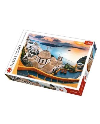 1000 Elementów Bajkowe Santorini