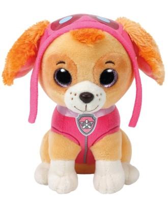 Maskotka TY Beanie Babies Psi Patrol Skye, 15 cm