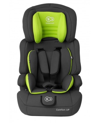 """9-36 kg """"Comfort UP"""" automobilinė kėdutė, žaliai žalios spalvos"""