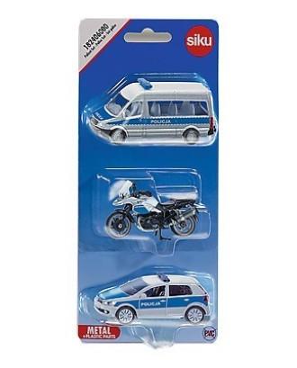 Policijos transporto priemonių rinkinys