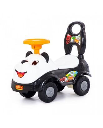 Panda automobilis varomas kojomis