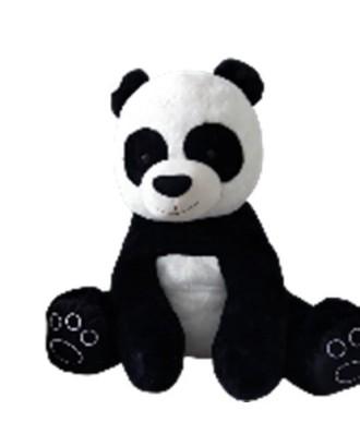 Agata Panda talismanas sėdi 75 cm
