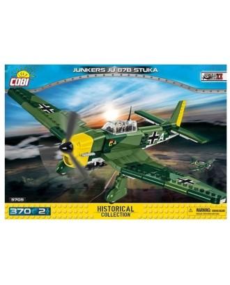 """kaladėlės Armijos """"Junkers"""" JU87"""