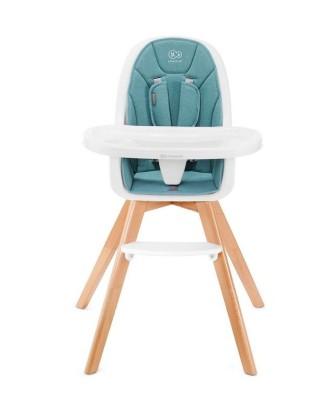 Tixi 2in1 maitinimo kėdė -turkio spalvos