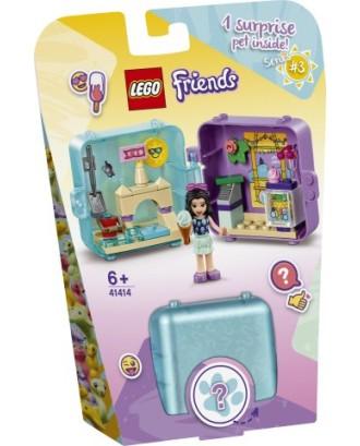 LEGO Emmos vasaros žaidimų kubas