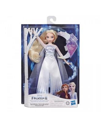 """Frozen 2""-lėlė Elsa,dainuojanti"