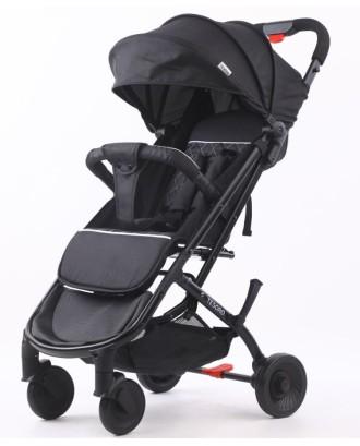A9 vežimėlis-juodas