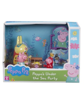 """povandeninio pasaulio rinkinys """"Peppa Pig"""""""