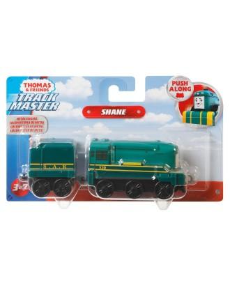 Duża lokomotywka, Tomek i Przyjaciele, Popchnij i jedź Shane