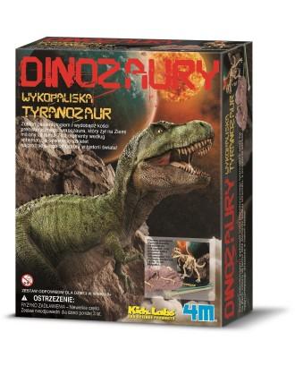 Kasimo mokslo rinkinys - Velociraptor
