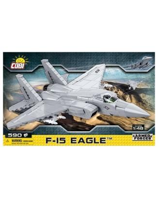 """Ginkluotosios pajėgos """"F-15 Eagle"""" kaladėlės"""