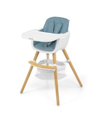 """2in1 Espoo"" maitinimo kėdė -mėlyna"