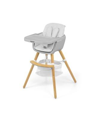 """""""2in1 Espoo"""" maitinimo kėdė -balta"""