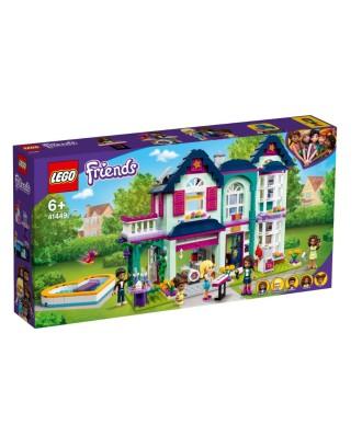 LEGO kaladėlės, Andrea šeimos namas 41449