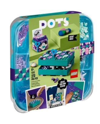 """LEGO DOTS kaladėlės """"Secret Boxes"""" 41925"""