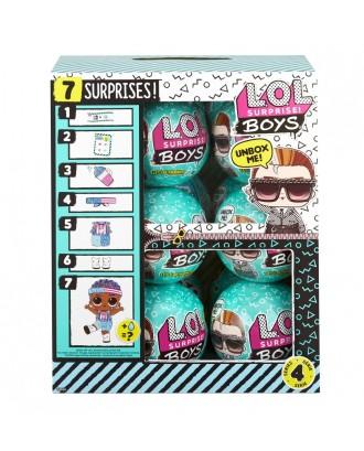 Laleczka L.O.L. Surprise Boys display 12 sztuk