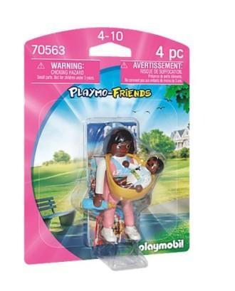 Figurka 70563 Mama z dzieckiem w chuście