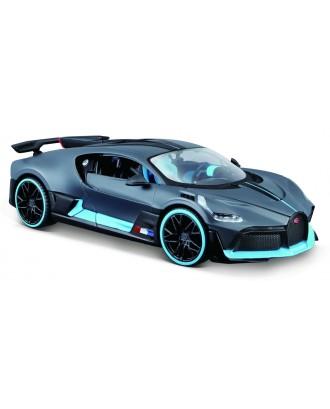 Bugatti Divo 1/24 Szaro-niebieski
