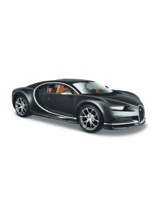 Bugatti Chiron 1/24 Szary