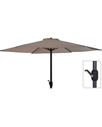 Stačiakampis sodo skėtis 3m