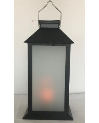 LED saulės žibintas 14x14x27 cm