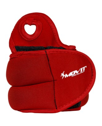 MOVIT® rankiniai svoriai 2x1,5 kg