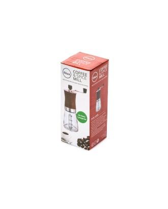 """Rankinis """"Filux"""" kavos ir prieskonių malūnėlis su reguliuojamu malimu"""