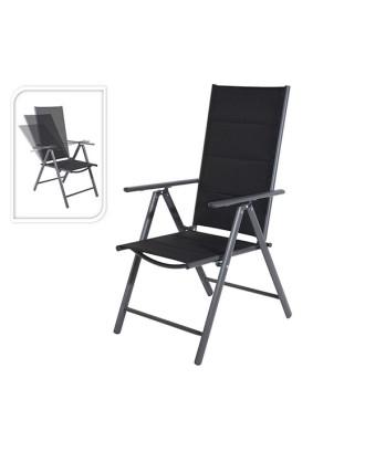 Sulankstoma sodo kėdė, 54x73x107 cm