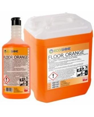 FLOOR ORANGE mažai putojantis grindų skystis 1L