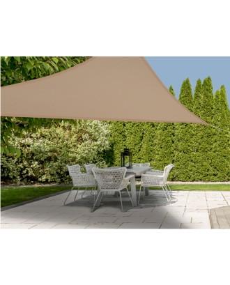 """""""Canopy """" tentinis saulės trikampis 3x3x3 cm"""