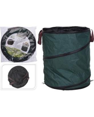 Sulankstomas sodo krepšys 50x60CM 168L