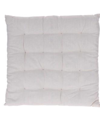 Kėdės pagalvėlės 40x40 cm pilka
