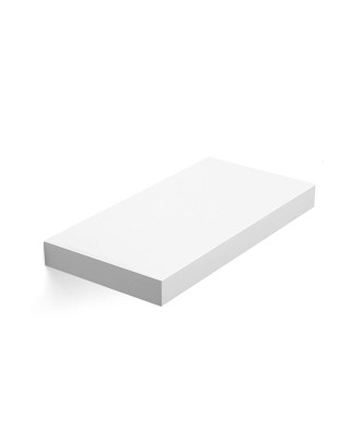 Balta sieninė lentyna 40cm