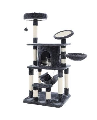 """""""Cat Tree"""" daugiapakopis kačių žaidimų namelis"""