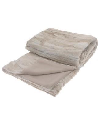 Balta lovatiesė 130x150 cm