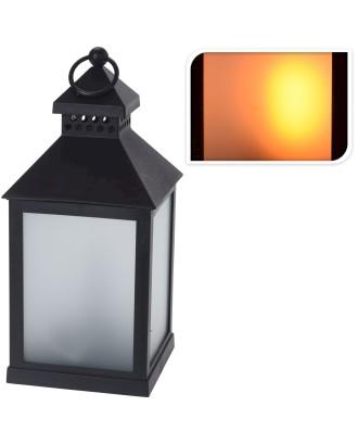 Žibintas su matiniu stiklu LED