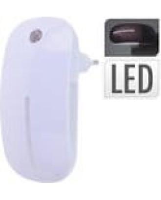 Naktinė lempa su jutikliu - LED naktinė lempa su judesio jutikliu