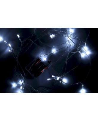 """10 LED baterijų lempučių, šaltai balta """"Joylight"""""""