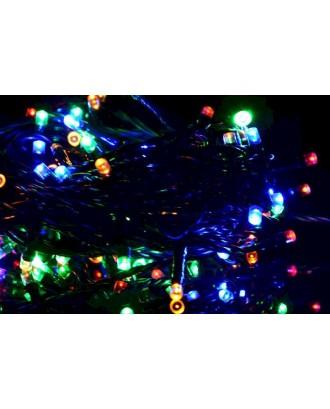 100 LED kalėdinių žibintų