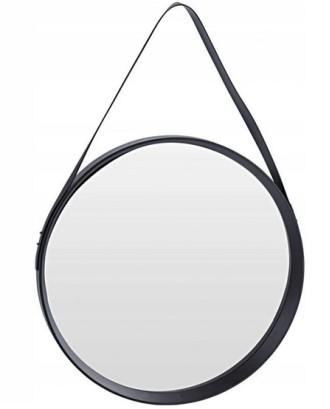 Apvalus pakabinamas veidrodis