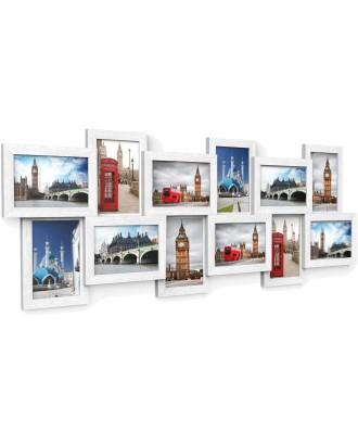 """""""Multirama"""" rėmelis 12 nuotraukų, 10x15 cm formatui"""