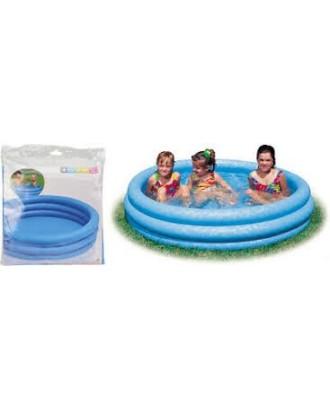 Vaikiškas pripučiamas baseinas 114x25 cm